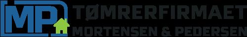 Tømrerfirmaet Mortensen & Pedersen Logo